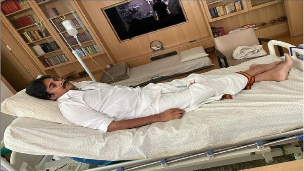 Pawan Kalyan Gets COVID-19 : করোনায় আক্রান্ত সুপারস্টার পবন কল্যাণ