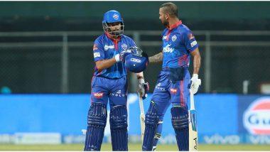 CSK vs DC, IPL 2021: চেন্নাই সুপার কিংসকে ৭ উইকেটে হারিয়ে আইপিএল অভিযান শুরু দিল্লি ক্যাপিটালস-র