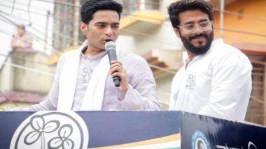 WB Assembly Elections 2021: লালকুঠিতে রাজ চক্রবর্তীকে ঘিরে 'গো ব্যাক' স্লোগান বিজেপির