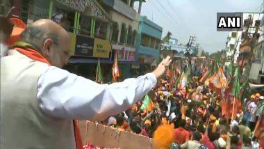 West Bengal Assembly Election 2021 : ফের 'শাহি' শো, সিঙ্গুরে প্রচারে অমিত