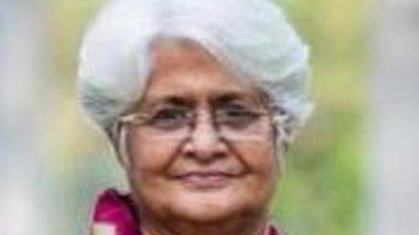 Sumitra Bhave Dies: প্রয়াত মারাঠি চলচ্চিত্রকার সুমিত্রা ভাবে