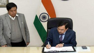 Sushil Chandra Appointed New CEC: নির্বাচনের মধ্যেই মুখ্য নির্বাচন কমিশনার বদল, নতুন আধিকারিক সুশীল চন্দ্র