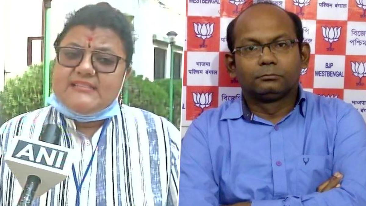 West Bengal Assembly Elections 2021: বিজেপির সায়ন্তন বসু ও তৃণমূলের সুজাতা মণ্ডলের প্রচারে নিষেধাজ্ঞা কমিশনের