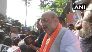 West Bengal Assembly Election 2021 : বিজেপি সরকার গড়বে দুশোর বেশি আসন নিয়ে, দাবি শাহের