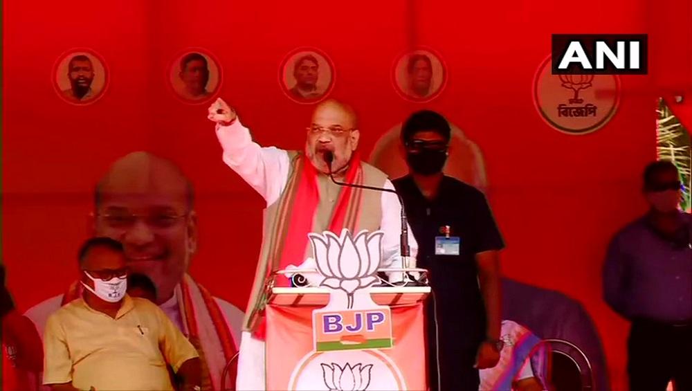 Amit Shah at Jamalpur: '২-রা মে'র পর সকল শরণার্থীদের নাগরিকত্ব দেওয়ার কাজ শুরু হবে': অমিত শাহ