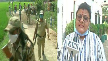 West Bengal Assembly Election 2021 : আরামবাগে বাহিনীর সামনেই তৃণমূল কর্মীদের মারধরের অভিযোগ, উত্তেজনা