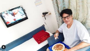 Rahul Roy tests COVID-19 positive : ব্রেন স্ট্রোকের পর করোনার থাবা, ফের অসুস্থ 'আশিকি' অভিনেতা রাহুল রায়