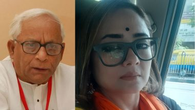 West Bengal Assembly Election 2021 : বুদ্ধদেব ভট্টাচার্যের প্রশংসায় বিজেপির রূপাঞ্জনা, জোর চর্চা