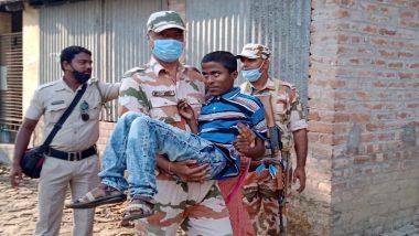 West Bengal Assembly Election 2021 : মানবিক বাহিনী, অসুস্থ, বৃদ্ধদের বুথে পৌঁছে দিলেন জওয়ানরা