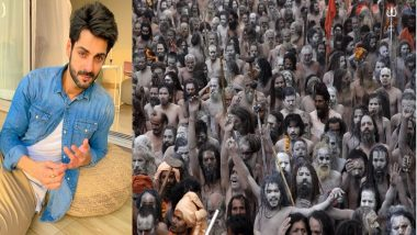 Kumbh Mela 2021 : কুম্ভে নাগা সাধুদের নিয়ে মন্তব্য, খুনের হুমকি অভিনেতা করণ ওয়াহিকে!