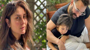 Kareena Kapoor Khan : ছোট্ট ছেলের ছবি শেয়ার করেও এ কী করলেন করিনা? জল্পনা বলিউডে