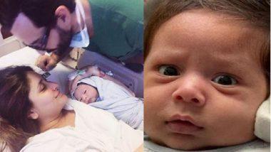 Kareena's newborn baby : অবিকল তৈমুর? ভাইরাল করিনার দ্বিতীয় সন্তানের ছবি