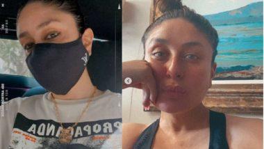 Kareena Kapoor Khan : করিনার নামি ব্র্যান্ডের মাস্কের দাম শুনলে চোখ কপালে উঠবে