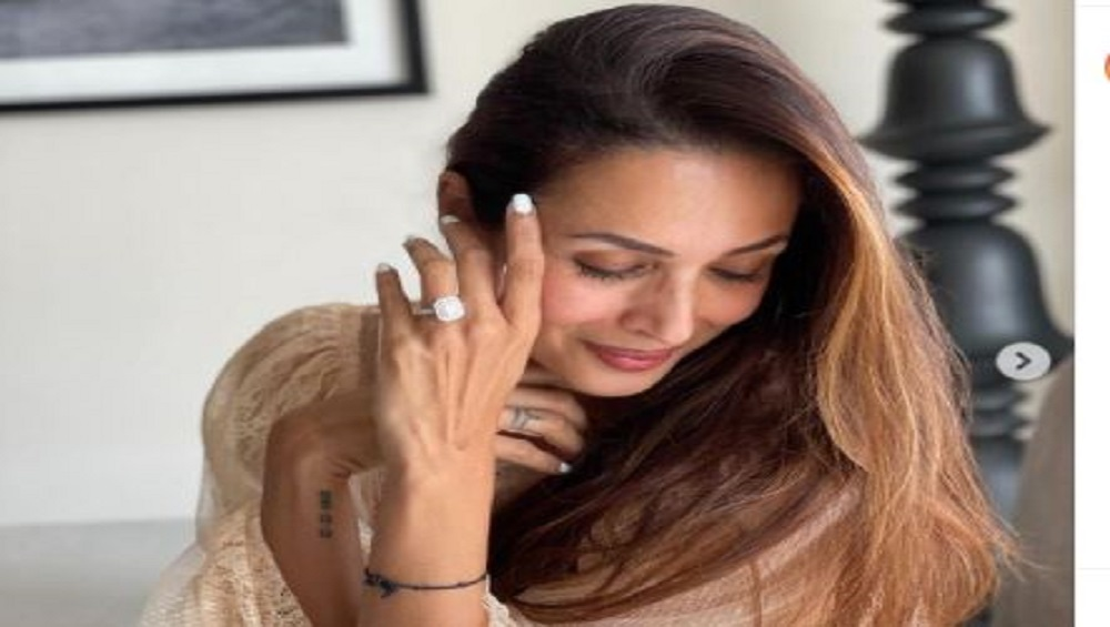 Malaika Arora, Arjun Kapoor : আঙুলে হিরের ছটা, অর্জুনের সঙ্গে আংটি বদল সারলেন মালাইকা?