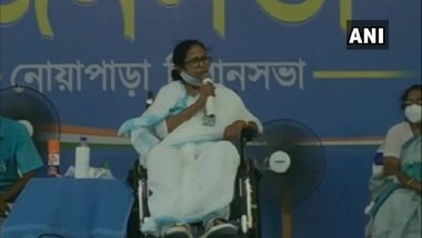 West Bengal Assembly Election 2021 : বহিরাগতদের মাধ্যমেই ছড়াচ্ছে সংক্রমণ, করোনা নিয়ে বিজেপিকে আক্রমণ মমতার