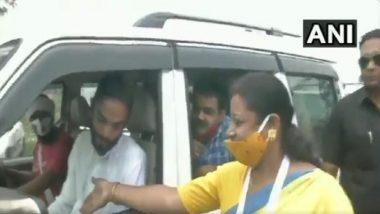 West Bengal Assembly Election 2021 : সৌজন্যের ভোট, জোটের নউসাদ সিদ্দিকির সঙ্গে বিজেপির সৌমি হাতি