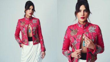 Priyanka Chopra : প্রিয়াঙ্কার নতুন ছবিতে মুগ্ধ অনুরাগীরা,দেখুন