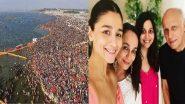 Soni Razdan : করোনা ভুলে কুম্ভে জনজোয়ার, রাগে ফুঁসলেন সোনি রাজদান