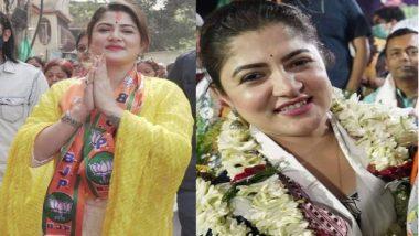 Srabanti Chatterjee : ফের নতুন সম্পর্কে বিজেপির তারকা প্রার্থী শ্রাবন্তী চট্টোপাধ্যায়?