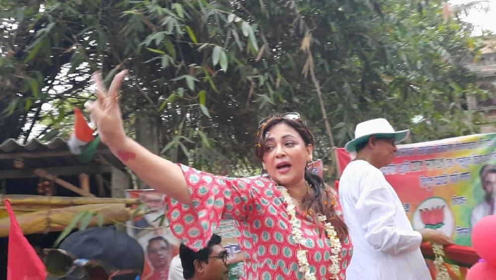 West Bengal Assembly Election 2021 : উস্কানির অভিযোগ, মোদী, শাহদের নির্বাচনী প্রচারেও নিষেধাজ্ঞা দাবি শ্রীলেখার