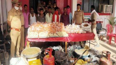 UP panchayat polls: খাইয়েদাইয়ে ভোট, যোগী রাজ্যে উদ্ধার কয়েক কুইন্ট্যাল জিলিপি, সিঙাড়া