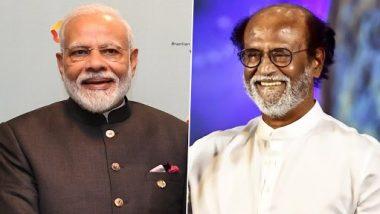 PM Narendra Modi Congratulates Rajinikanth: দাদাসাহেব পুরস্কার পাচ্ছেন রজনীকান্ত, থালাইভাকে অভিনন্দন জানালেন প্রধানমন্ত্রী নরেন্দ্র মোদি
