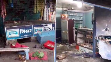 Bhatpara: বিজেপির পার্টি অফিসে ভাঙচুর, এলাকায় বোমাবাজি