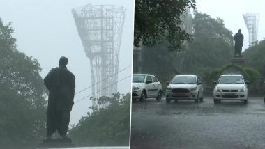 Heavy Rainfall at Kolkata: য়াসের জের, প্রবল বৃষ্টিপাতে জল থৈ থৈ কলকাতা