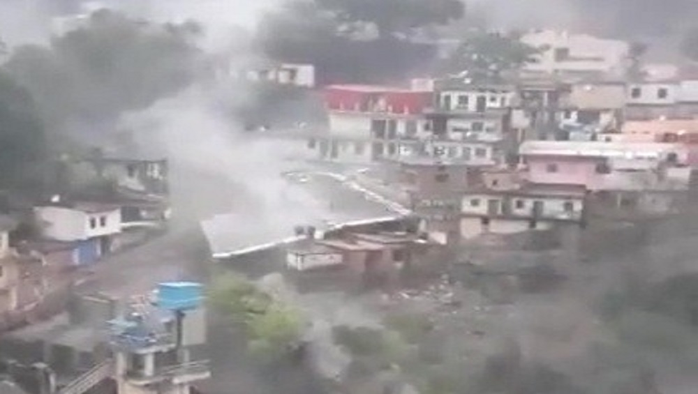 Cloudburst In Uttarakhand: মেঘভাঙা বৃষ্টিতে বিপর্যয় উত্তরাখন্ডে, ভেসে গেল ঘর,দোকান