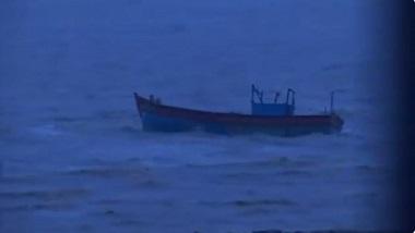 Cyclone Yaas: ধামড়ায় আছড়ে পড়তে পারে য়াস, ঘূর্ণিঝড়ের ল্যান্ডফলের আগে দেখুন উত্তাল সমুদ্র