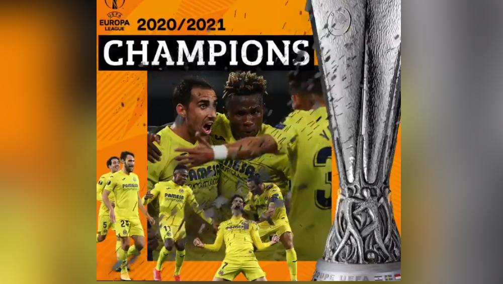 Europa League 2020-21 Title: ম্যান-ইউকে পেনাল্টি শুটআউট, প্রথমবার ইউরোপা লীগ জয় ভিলারিয়ালের