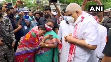Jagdeep Dhankhar: শীতলকুচিতে 'গো ব্যাক' শুনে 'কালো পতাকা' দেখলেন রাজ্যপাল