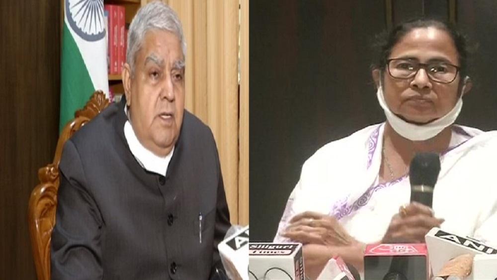 Mamata Banerjee-Governor Meeting: বৈঠক শেষে মমতা বন্দোপাধ্যায়ের ইস্তফাপত্র গ্রহণ করলেন রাজ্যপাল জগদীপ ধনখর