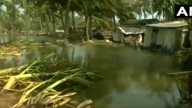 Cyclone Yaas: ঘূর্ণিঝড় য়াসের তাণ্ডব, কার্যত বিধ্বস্ত পূর্ব মেদিনীপুর