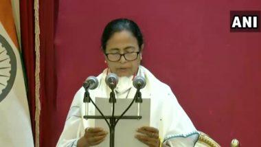 Mamata Banerjee Swearing In Ceremony: তৃতীয়বারের জন্য মুখ্যমন্ত্রী পদে শপথ নিলেন মমতা বন্দ্যোপাধ্যায়