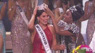 Andrea Meza Is Miss Universe 2020: আন্দ্রেয়া মেজাকে শিরোপা জিততে সাহায্য করল কোন উত্তর