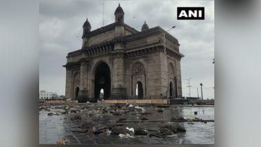 Cyclone Tauktae Hit Mumbai: ঘূর্ণিঝড় তকতের দাপটে বিধ্বস্ত মুম্বই, দেখুন ছবি