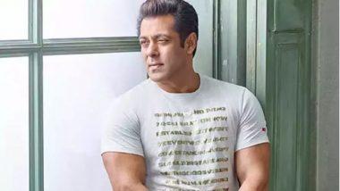 Salman Khan: কোভিডের থাবায় লকডাউন, বি টাউনের ২৫ হাজার কর্মীকে সাহায্য সলমনের