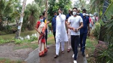 Cyclone Yaas: ঘূর্ণিঝড় য়াসের দাপট থেকে মানুষকে রক্ষা করতে ময়দানে সোহম
