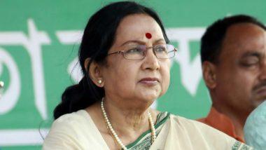 Actress Sandhya Roy COVID-19 Positive: করোনায় আক্রান্ত বর্ষীয়ান অভিনেত্রী সন্ধ্যা রায়, ভর্তি হাসপাতালে