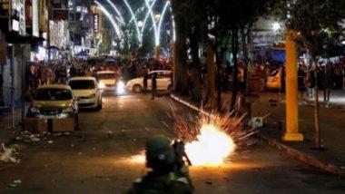 Israel-Palestine Conflict: তেল আভিভে বিস্ফোরণ, ফের তলানিতে ইজরায়েল বনাম প্যালেস্টাইন সম্পর্ক