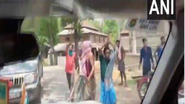 Bengal Polls: পশ্চিম মেদিনীপুরে কেন্দ্রীয় মন্ত্রীর গাড়িতে হামলার অভিযোগ
