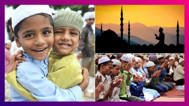 Eid-ul-Fitr 2021: দেরিতে চাঁদ ওঠায় শুক্রবার খুশির ইদ ভারতে