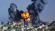 Gaza: ইসরায়েলের ভয়াবহ হামলা, গাজায় গুড়িয়ে যায় আন্তর্জাতিক সংবাদমাধ্যমের দুটি অফিস
