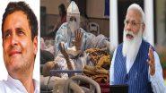 Rahul Gandh: 'শহরের পর গ্রামগুলিও ঈশ্বরের ভরসায়', করোনা নিয়ে মোদী সরকারকে কটাক্ষ রাহুলের