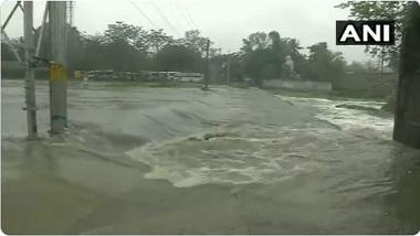 Cyclone Yaas: য়াসের শক্তিক্ষয়, গভীর নিম্নচাপে পরিণত হওয়ায় নাগাড়ে বৃষ্টি, জলমগ্ন রাঁচি