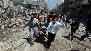 Israel-Palestine Conflict: ইসরায়েল-প্যালেস্টাইন দ্বন্দ্ব, রাষ্ট্রসংঘের শরণার্থী শিবিরে আশ্রয় ৫২ হাজার অসহায় মানুষের
