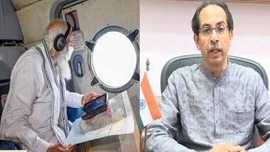 Uddhav Thackeray Attacks PM Modi: 'হেলিকপ্টারে বসে ফটোসেশন', মোদীকে আক্রমণ উদ্ধবের