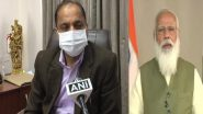 PM Modi: উদ্বিগ্ন প্রধানমন্ত্রীর ফোন, মুখ খুললেন হিমাচল প্রদেশের মুখ্যমন্ত্রী