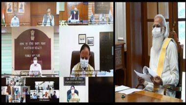 PM Modi: করোনা পরিস্থিতি খতিয়ে দেখতে উচ্চ পর্যায়ের বৈঠকে প্রধানমন্ত্রী মোদী